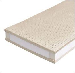 Kern-Innenansicht der Taschenfederkern Matratze soft&strong