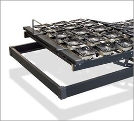 Tellerlattenrost youSleep Motor für alle Matratzentypen
