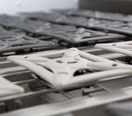 Flexibel verstellbarer Lattenrost für Pflegebetten