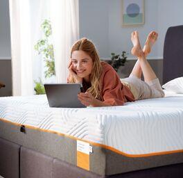 TEMPUR Viscoschaum-Matratze Original Luxe für höchsten Komfort