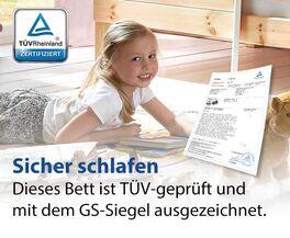 TÜV zertifizierte und sichere Kindermöbel