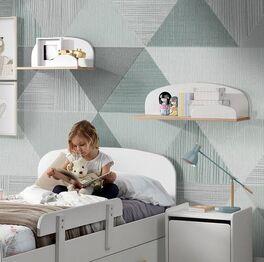 Wandregal Maila ideal fürs Kinderzimmer