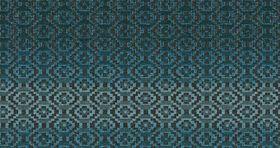 Webstoffe Jacquard Kuscheldecke Musterung