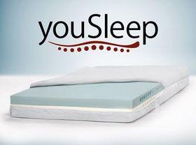 youSleep-Matratzen als Alternative zu Einheitsmatratzen