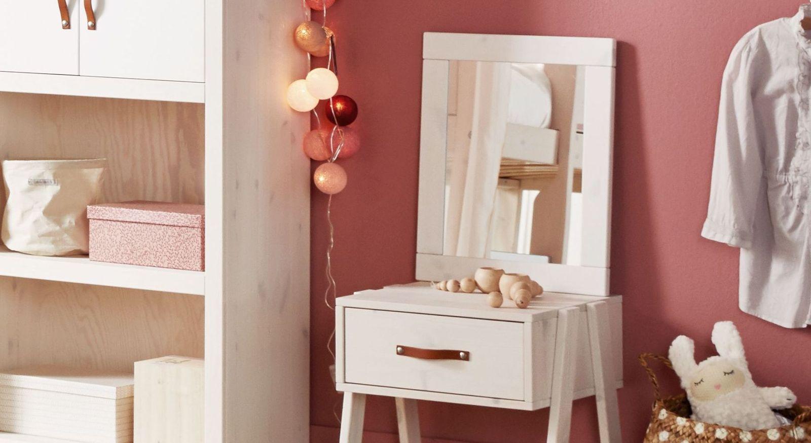 Wandspiegel LIFETIME Original für Mädchenzimmer