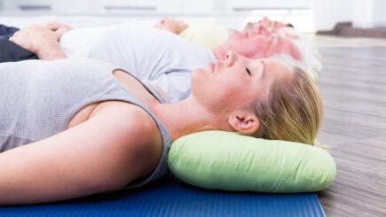 Wie sich autogenes Training auf den Schlaf auswirkt