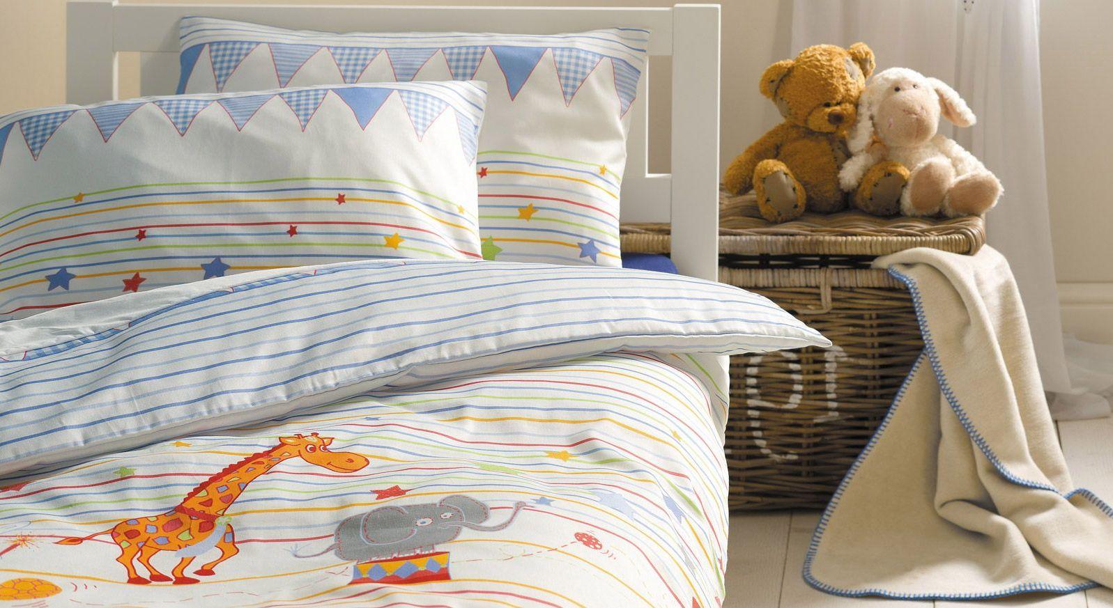 Bettwäsche Für Kinder Bei Betten.at