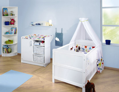 kinderzimmer einrichten weiss bibkunstschuur. Black Bedroom Furniture Sets. Home Design Ideas