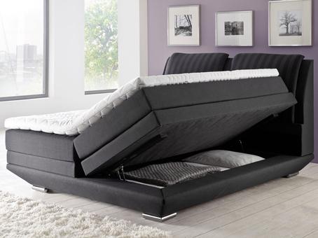 boxspringbetten mit bettkasten wie sinnvoll ist diese variante. Black Bedroom Furniture Sets. Home Design Ideas