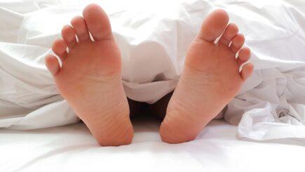 Burning Feet Syndrom - Wenn brennende Füße einem den Schlaf rauben
