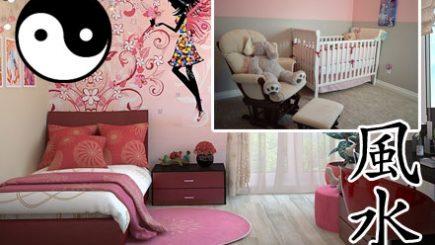Babyzimmer und Kinderzimmer nach Feng Shui einrichten