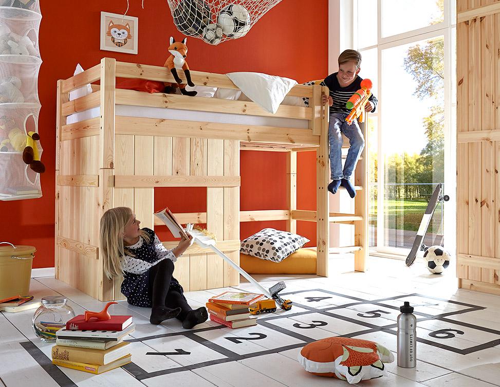 Hochbetten Für Kinder hochbetten für das kinderzimmer erfahrungswerte
