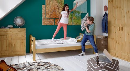 Kinderbetten Test Und Vergleich 2020 Auf Bettenat