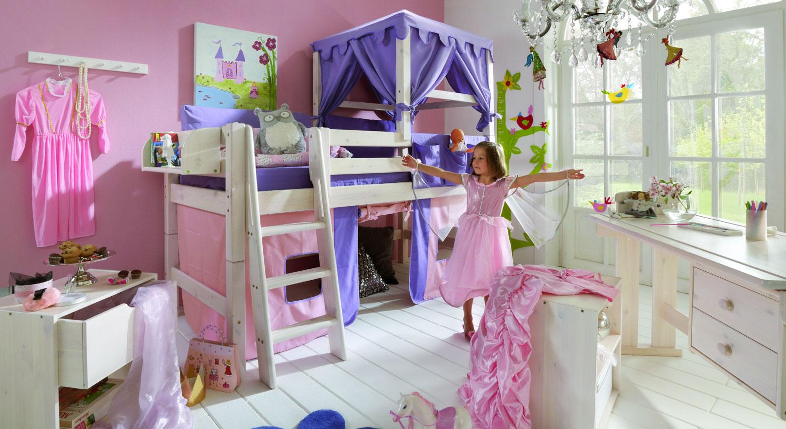 Hochbett Fur Schlafzimmer Kinderzimmer