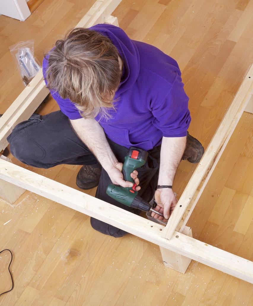 Wie Baue Ich Ein Boxspringbett Selber Selbstbau Anleitung