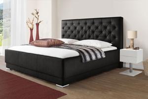 unsere polsterbetten im vergleich und test 2018. Black Bedroom Furniture Sets. Home Design Ideas