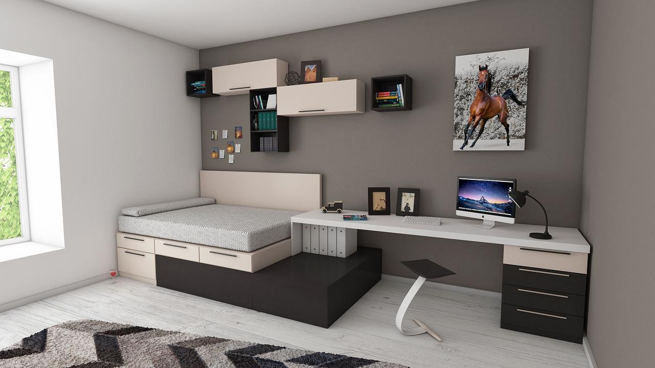 Schlafzimmer für Studenten einrichten & gestalten - BETTEN.at