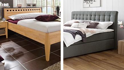 Unterschiede Boxspringbett zu normalem Bett