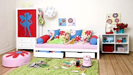 Welche Ausstattung für das Kinderzimmer wählen?